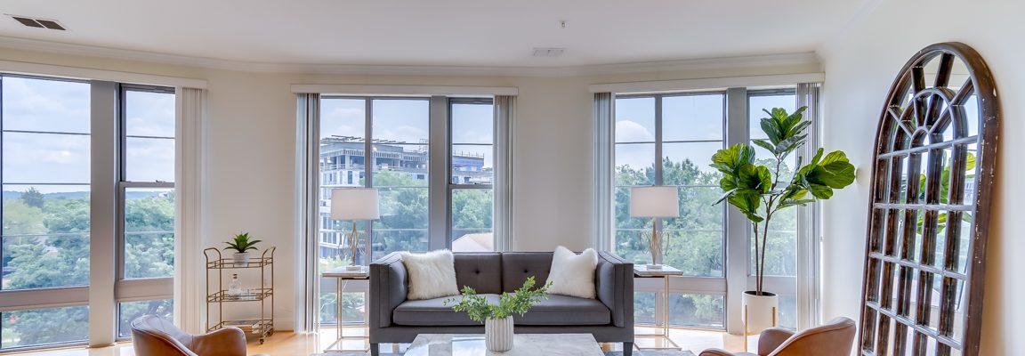 Tactic Home Staging in Washington D.C. portfolio example